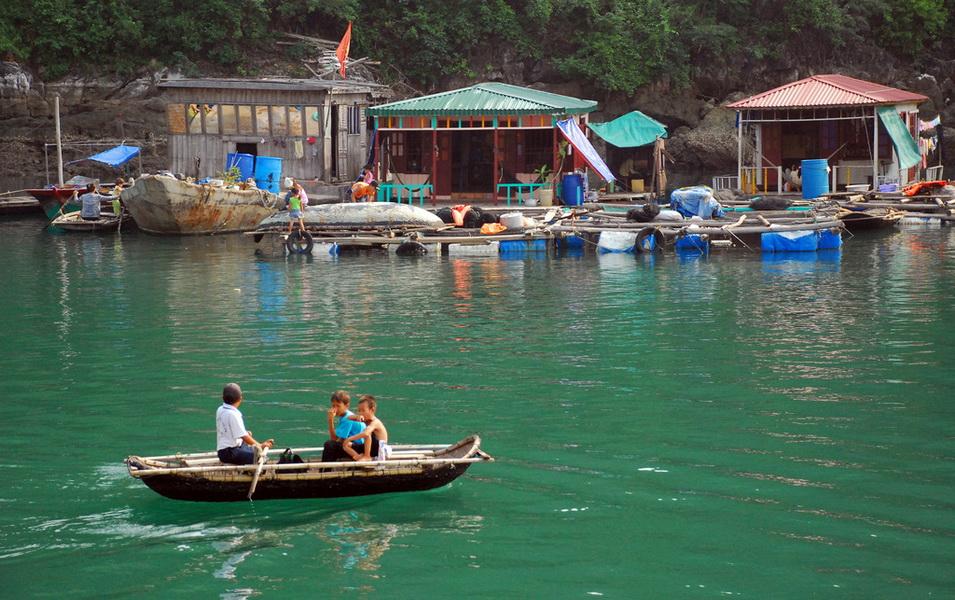 Vung-Vieng-fishing-village