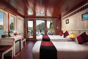 Paloma Cruise Family Suite Triple