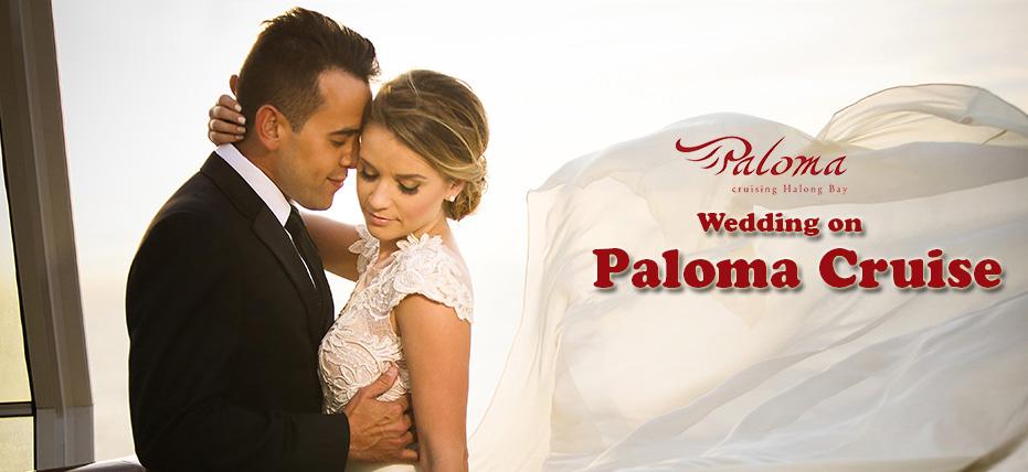 Wedding on Paloma Cruise