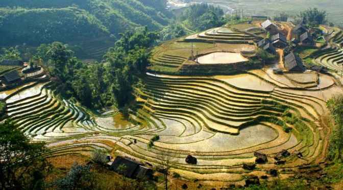 Most Attractive Destination of Sapa Tourism